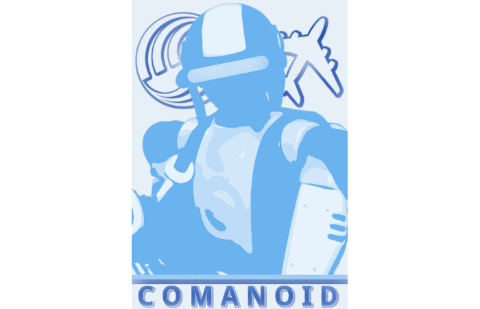COMANOID - Multi-Contact Collaborative Humanoids in Aircraft Manufacturing