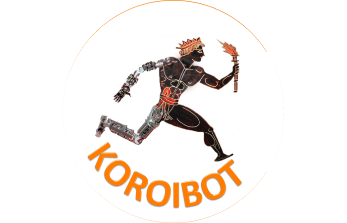 KoroiBot - Improving humanoid walking capabilities by human-inspired mathematical models, optimization and learning
